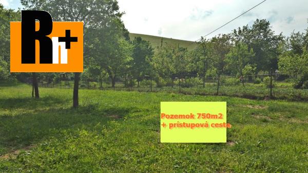 Foto Na predaj Púchov Dolné Kočkovce pozemok pre bývanie - rezervované