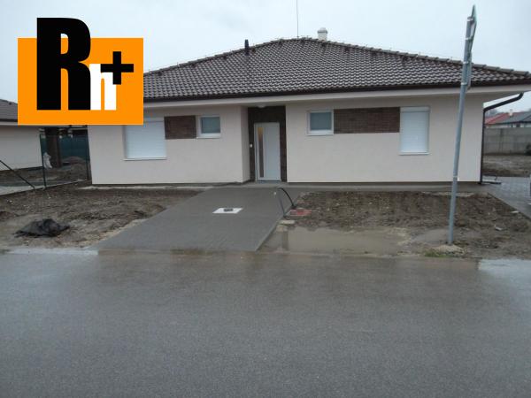 Foto Rodinný dom Bernolákovo Figová na predaj - TOP ponuka