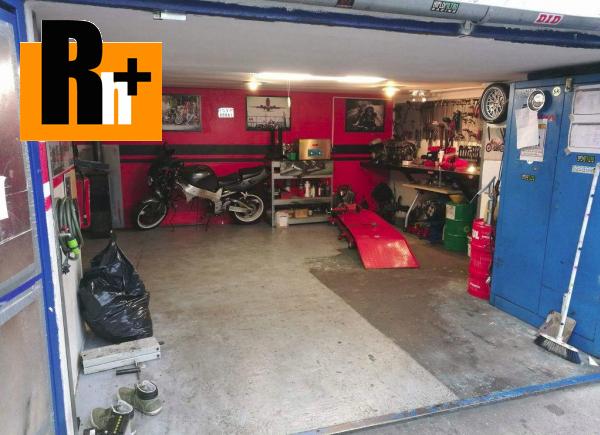 Foto Na predaj Bratislava-Nové Mesto Teplická garáž jednotlivá - TOP ponuka