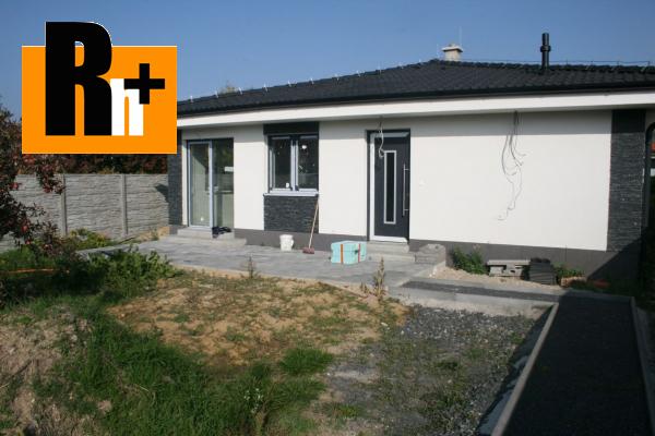 Foto Chorvátsky Grob Svätopluková na predaj rodinný dom - TOP ponuka