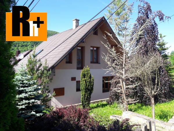 Foto Rodinný dom Žilina Terchová 1293m2 na predaj - exkluzívne v Rh+