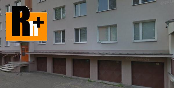 Foto Na predaj Bratislava-Dúbravka Bazovského garáž jednotlivá - rezervované