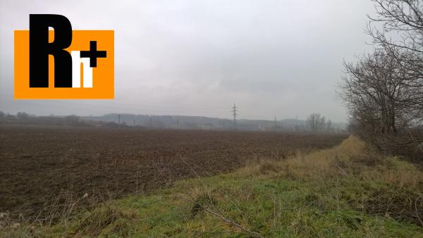 Foto Na predaj pozemok pre komerčnú výstavbu Hlohovec Mierová - exkluzívne v Rh+
