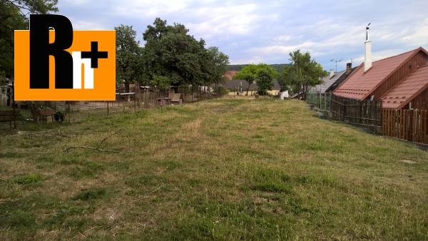 Foto Pozemok pre bývanie Prievaly na predaj - TOP ponuka