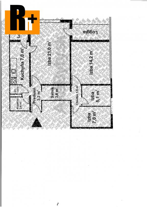 Foto Na predaj 4 izbový byt Bratislava-Ružinov Drieňová - TOP ponuka
