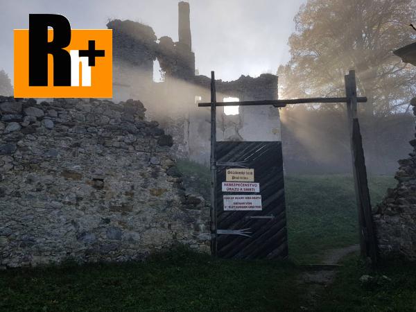 Foto Iný objekt na bývanie a rekreáciu na predaj Žilina Sklabinský HRAD - exkluzívne v Rh+