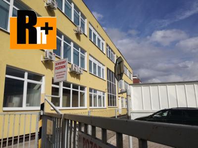 Garáž jednotlivá na prenájom Prievidza Falešníka - novostavba
