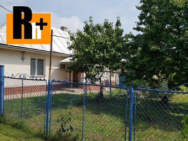 Foto Čaňa - na predaj rodinný dom