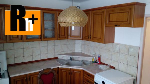 Foto 1 izbový byt Trenčín Sihoť Jiráskova na predaj - rezervované