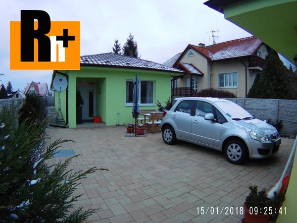 Foto Na predaj rodinný dom Bratislava-Záhorská Bystrica Hargašova - TOP ponuka