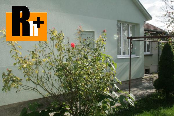 Foto Dunajská Streda Povoda rodinný dom na predaj - TOP ponuka