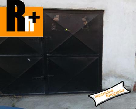 Foto Na predaj Košice-Sever . garáž hromadná -