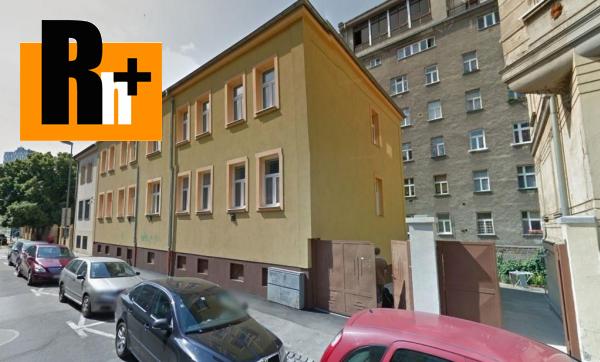 Foto 1 izbový byt na predaj Bratislava-Staré Mesto Moskovská - zrekonštruovaný