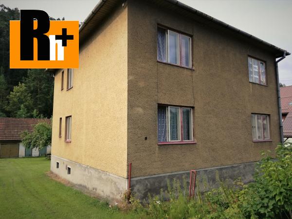 Foto Na predaj Liptovský Hrádok rodinný dom