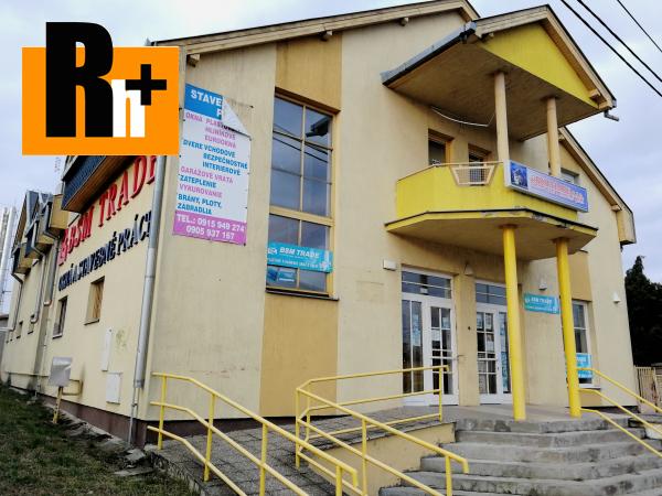 Foto Na predaj Kráľovský Chlmec . administratívna budova - zrekonštruovaný