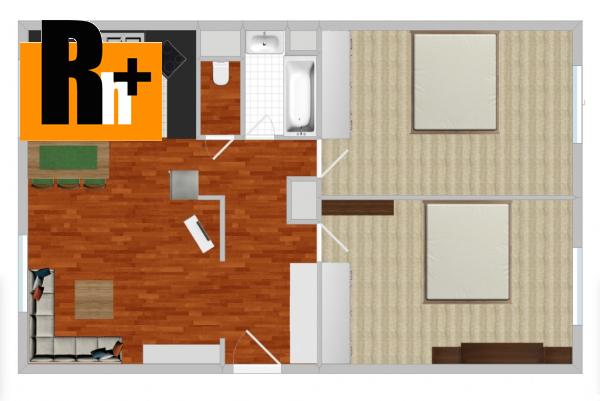 Foto 3 izbový byt Bratislava-Ružinov Zvolenská na predaj - zrekonštruovaný