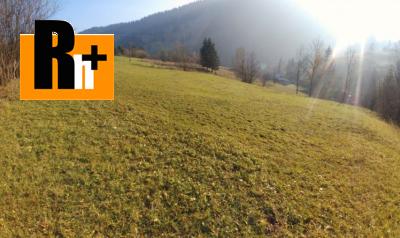 Pozemok pre bývanie Zázrivá Žilina na predaj - exkluzívne v Rh+