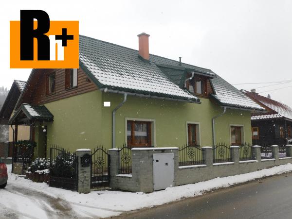 Foto Rodinný dom na predaj Oščadnica 5-Izbový - exkluzívne v Rh+