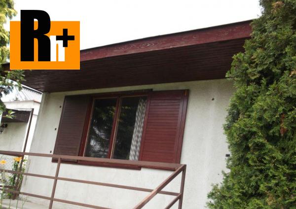 Foto Bratislava-Ružinov Vlčie hrdlo na predaj chata - TOP ponuka