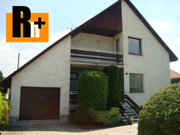 Foto Rodinná vila Nové Mesto nad Váhom centrum na predaj - znížená cena