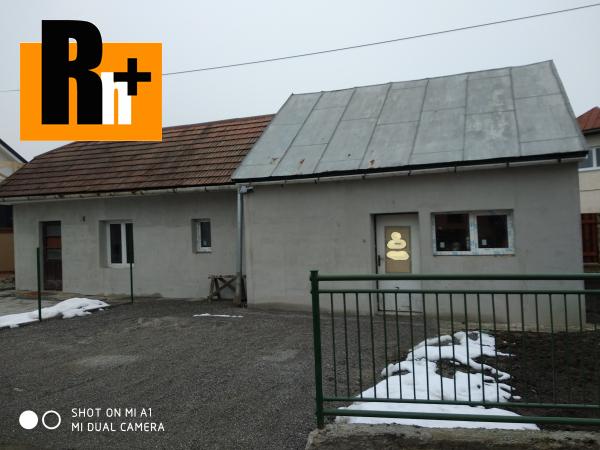 Foto Rodinný dom na predaj Valča - ihneď k dispozícii