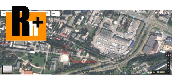Foto Žilina Areál Nemocnice pozemok pre komerčnú výstavbu na predaj - TOP ponuka