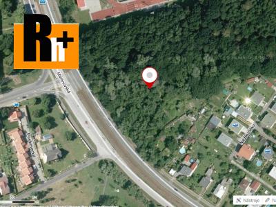 Pozemek na prodej Ostrava Třebovice Martinovská - 3730m2