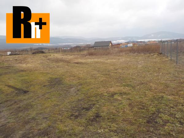 Foto Čaňa Nová časť pozemok pre bývanie na predaj