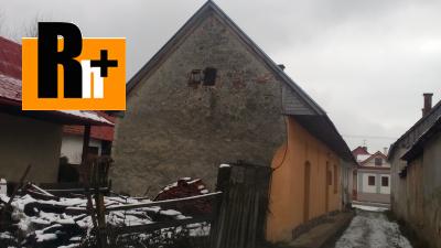 Na predaj Vavrišovo vidiecky dom