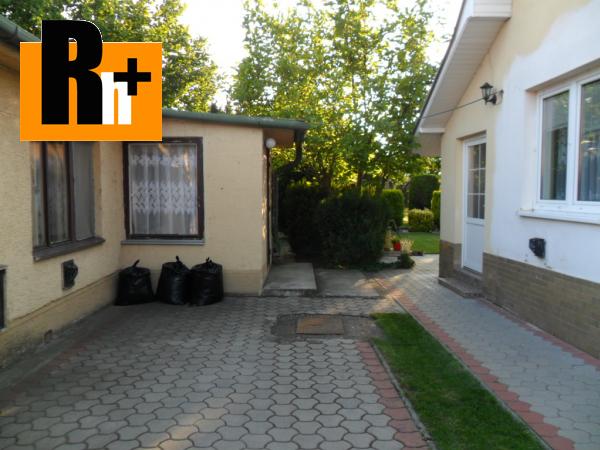 Foto Na predaj rodinný dom Sereď Fraňa Kráľa1 - TOP ponuka