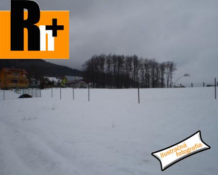 Foto Zastavané plochy a nádvoria Oravská Lesná na predaj - TOP ponuka