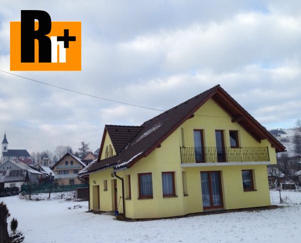 Foto Na predaj rodinný dom Oravská Jasenica - TOP ponuka