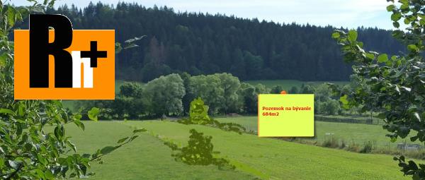 Foto Pozemok pre bývanie Považská Bystrica Zakvášov na predaj - rezervované