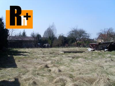 Pozemek pro bydlení Ostrava Bartovice Majovského na prodej - snížená cena