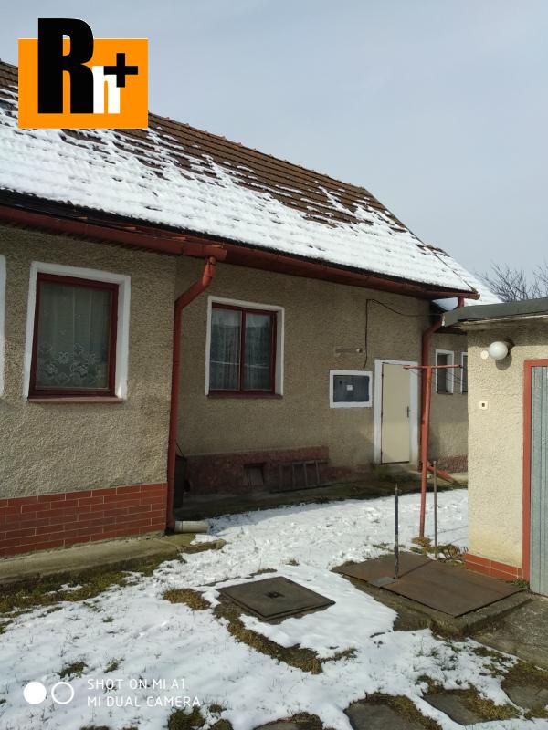 Foto Na predaj rodinný dom Sučany - TOP ponuka