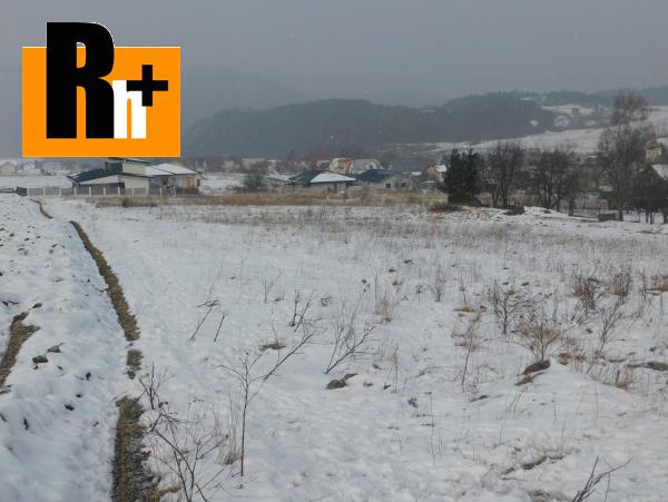 Foto Turie 858m2 na predaj pozemok pre bývanie - exkluzívne v Rh+