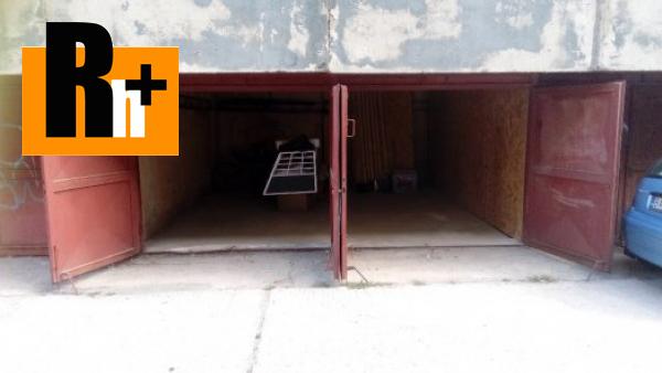 Foto Bratislava-Podunajské Biskupice Dudvážska garáž jednotlivá na predaj - TOP ponuka