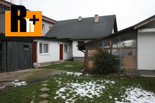Foto Rodinný dom na predaj Bratislava-Vrakuňa Hradská - TOP ponuka