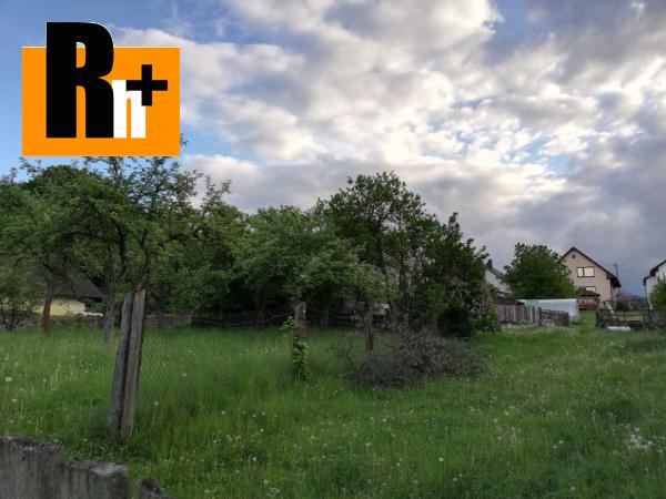 Foto Hôrka Kišovce pozemok pre bývanie na predaj - exkluzívne v Rh+