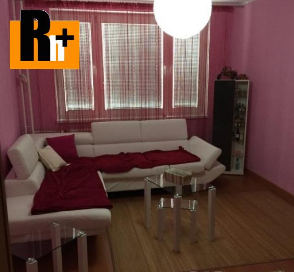 Foto 3 izbový byt Košice-Dargovských hrdinov Povstania českého ľudu na predaj