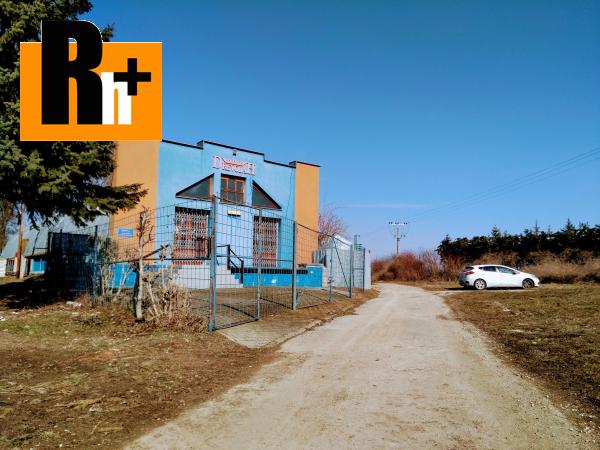 Foto Na predaj Šúrovce priemyselný areál - exkluzívne v Rh+