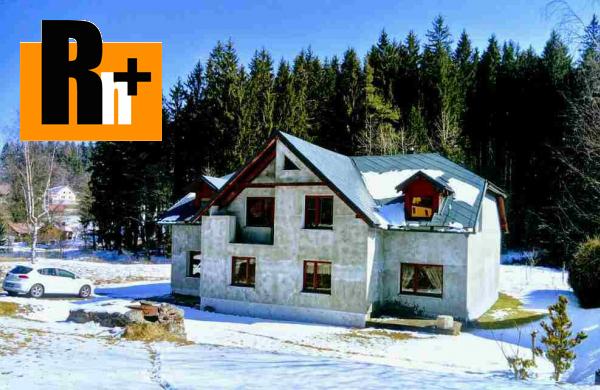 Foto Makov Centrum vidiecky dom na predaj - novostavba