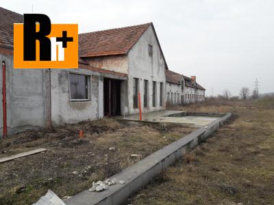 Priemyselný areál Galanta Puškinova na predaj 1