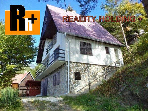 Foto Na predaj chata Veľké Uherce - 385m2