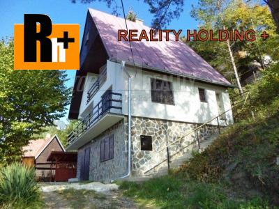 Na predaj chata Veľké Uherce - 385m2