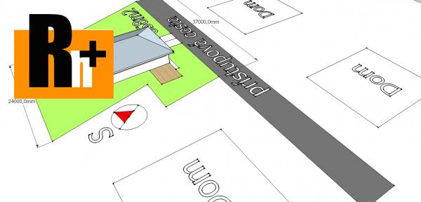 Foto Pozemok pre bývanie na predaj Mojš 1000m2 - exkluzívne v Rh+