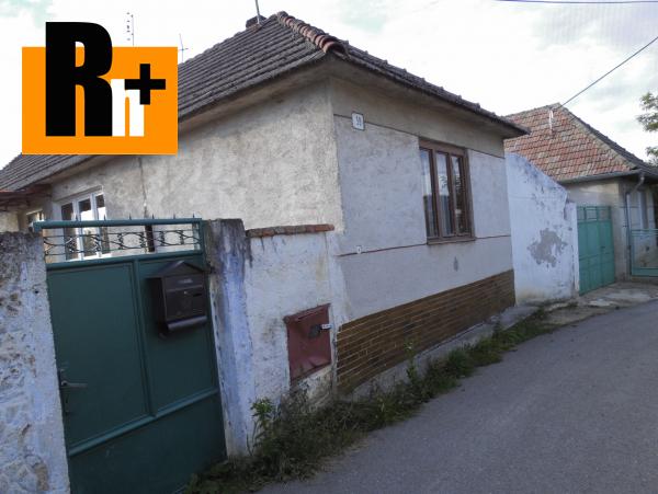 Foto Siladice rodinný dom na predaj