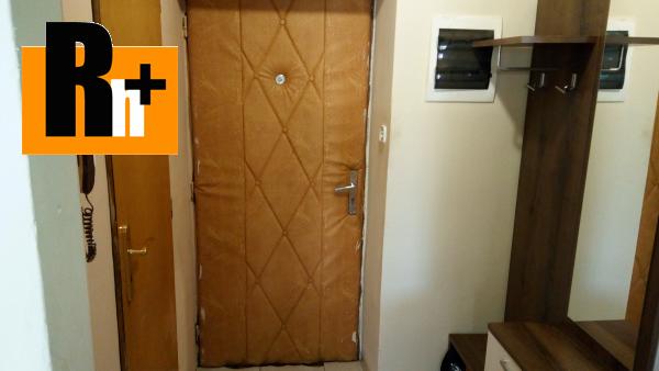 Foto Kysucké Nové Mesto na predaj 1 izbový byt - rezervované