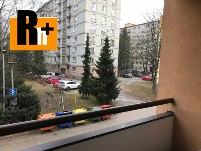 Žilina Bulvár s balkónom 2 izbový byt na predaj - exkluzívne v Rh+