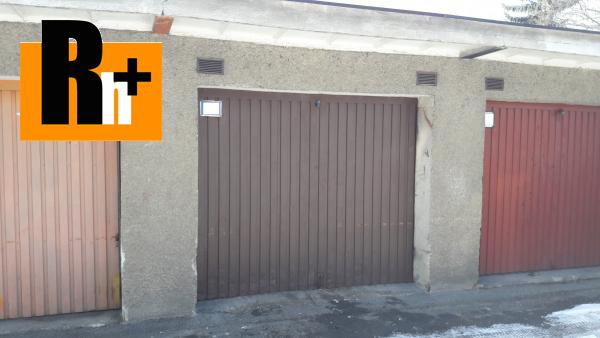 Foto Na predaj garáž hromadná Žilina 18m2 - exkluzívne v Rh+
